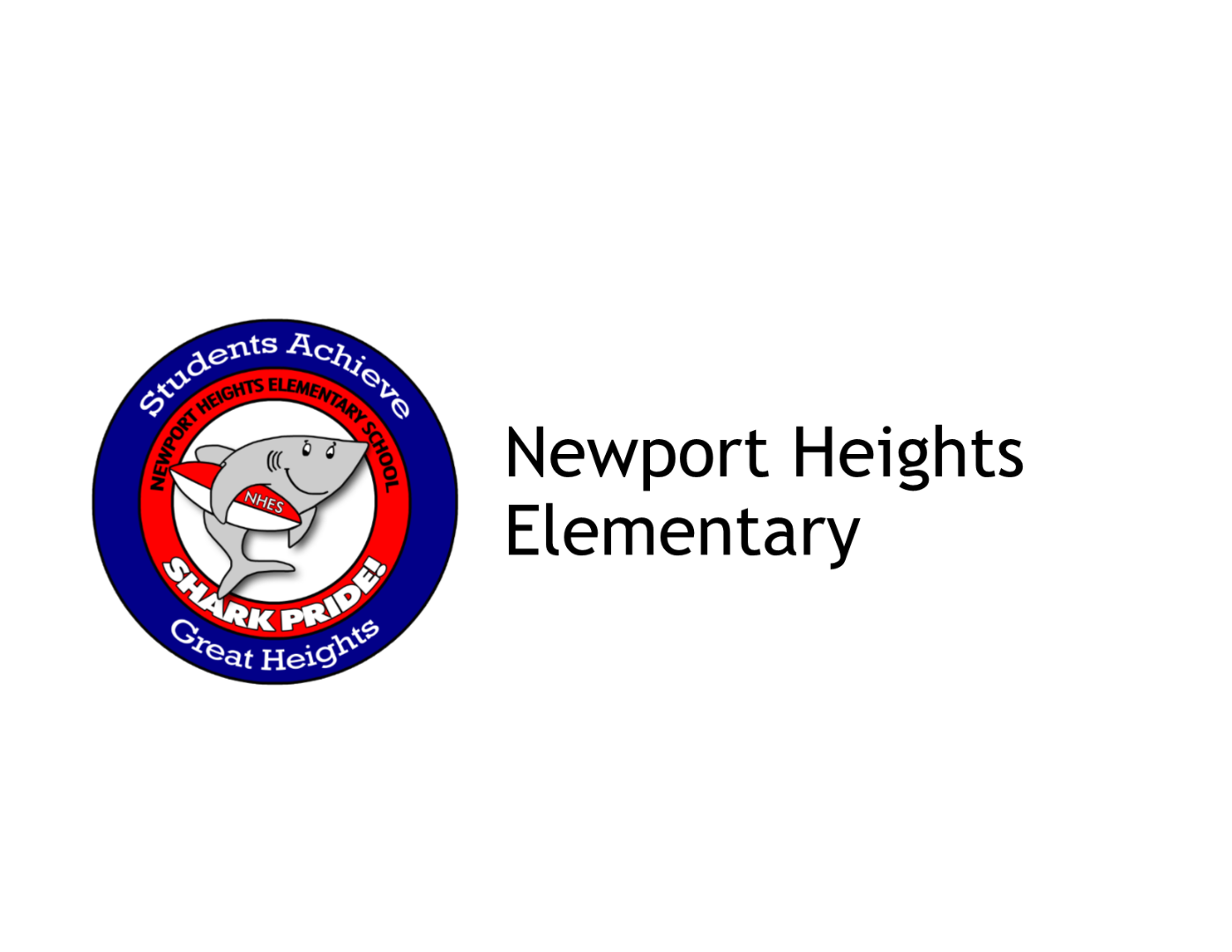 Newport Heights Elementary Logo