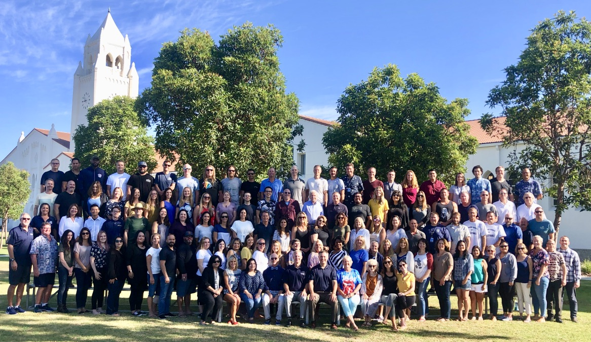 2019-2020 Faculty Photo
