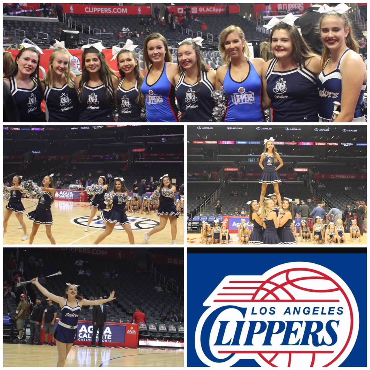 LA Clippers Staple Center performance
