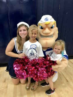 Junior Cheer summer camp