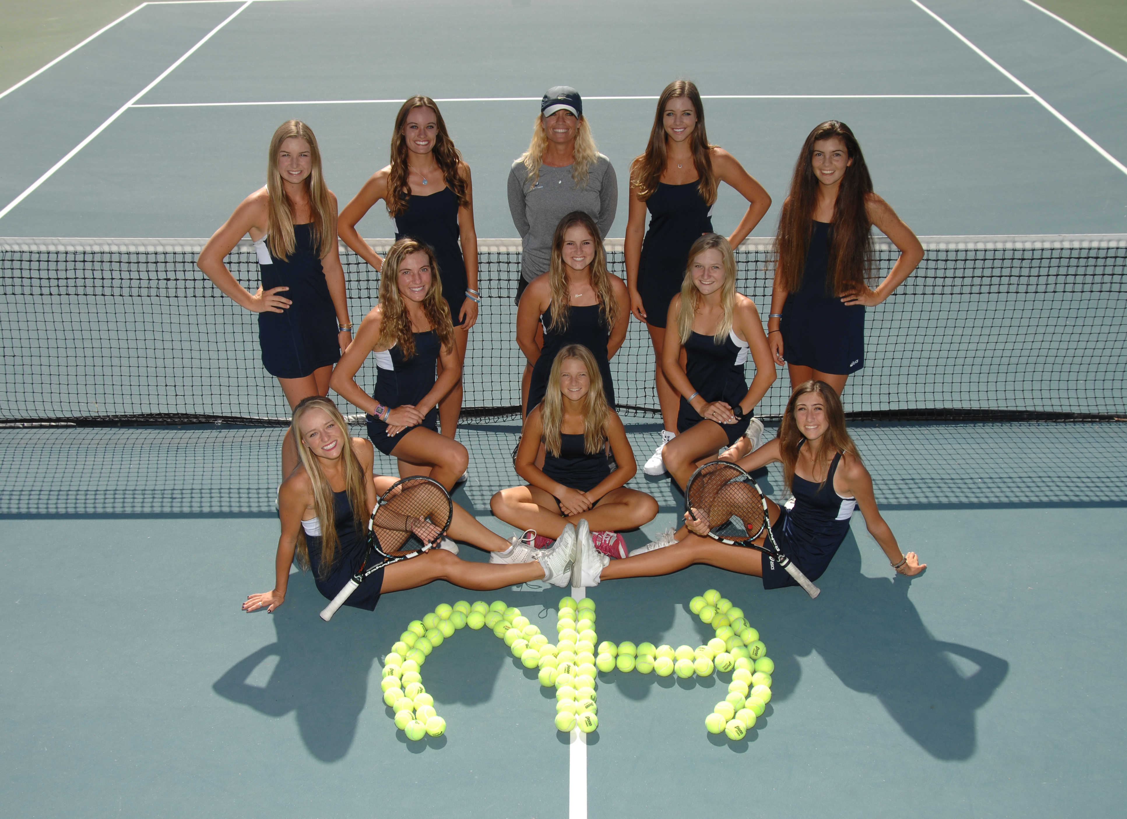 Varsity Squad Finishes 22-2 after CIF match loss to San Clemente… Great  Season Girls!