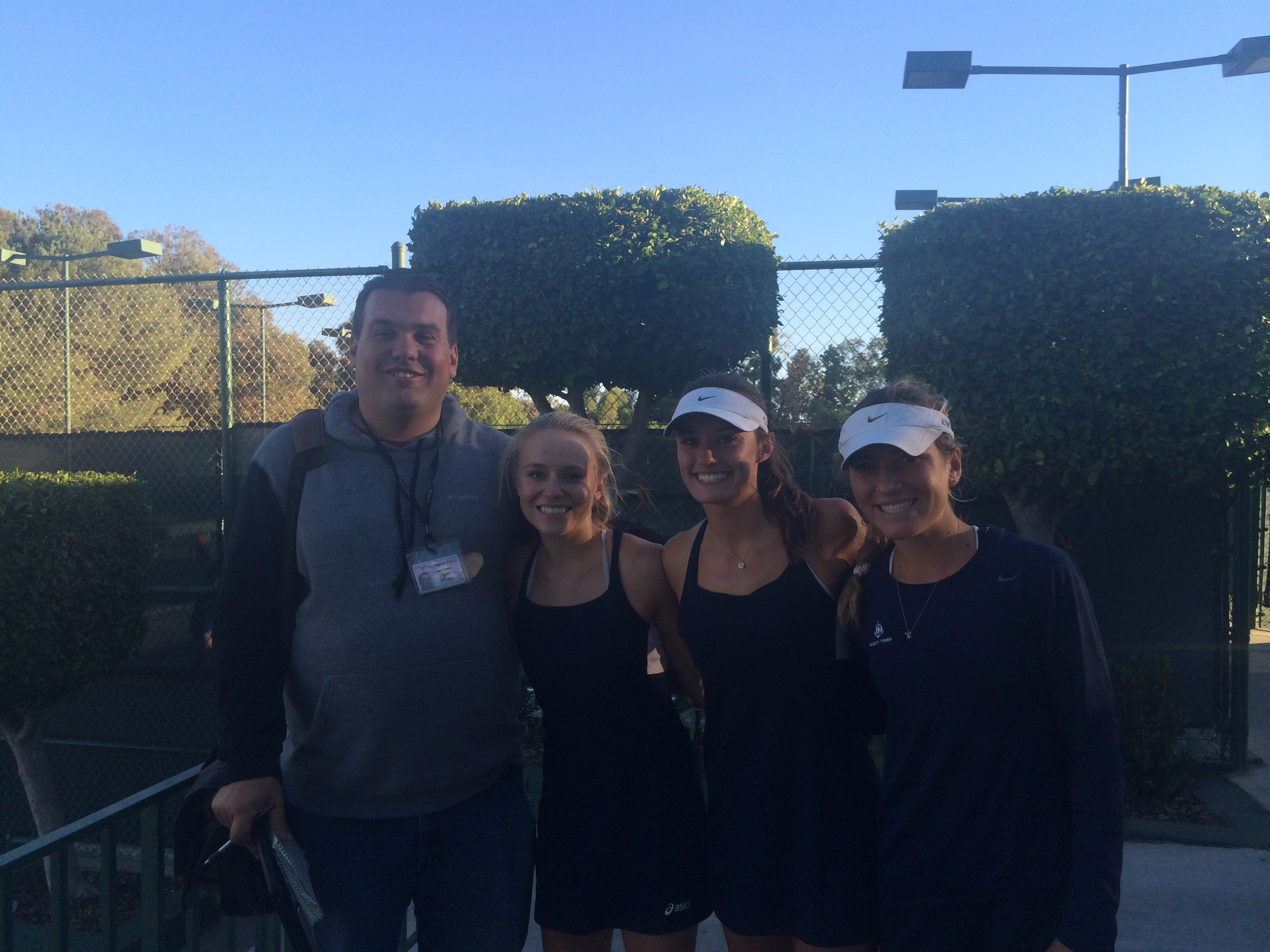 Congrats to our CIF Individuals Competitors: Anna Burke, Kendall Cosenza and  Jenn Kinglsey