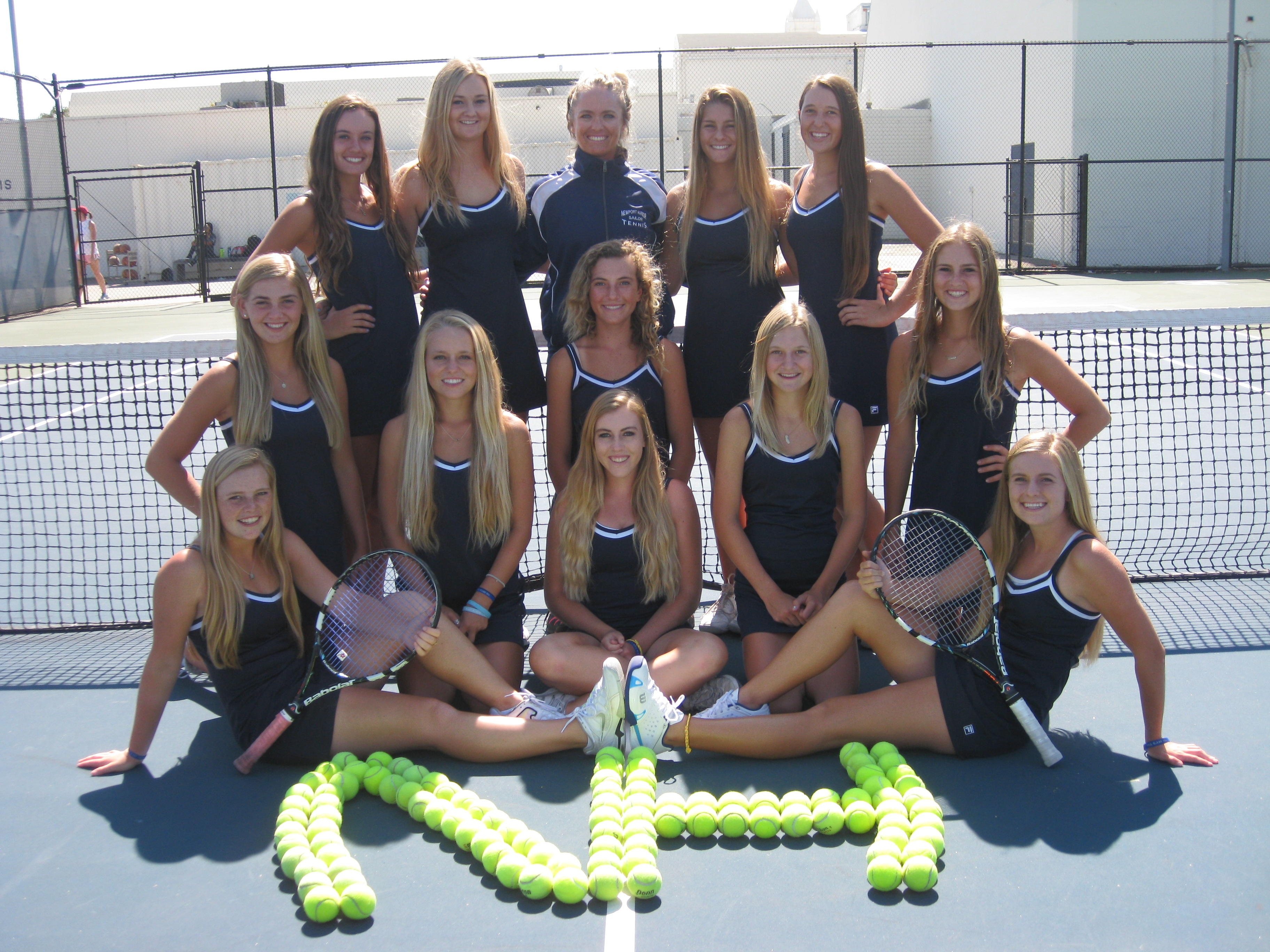 picture day 2013: Varsity tennis