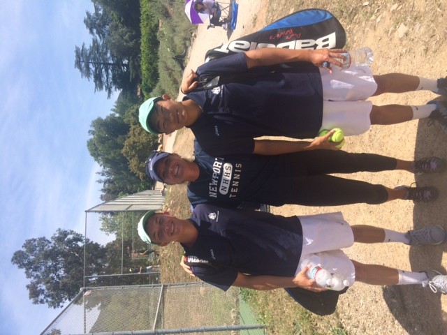 2016 Ojai Tournament with NH Competitors David Lee and Mark Schaefer