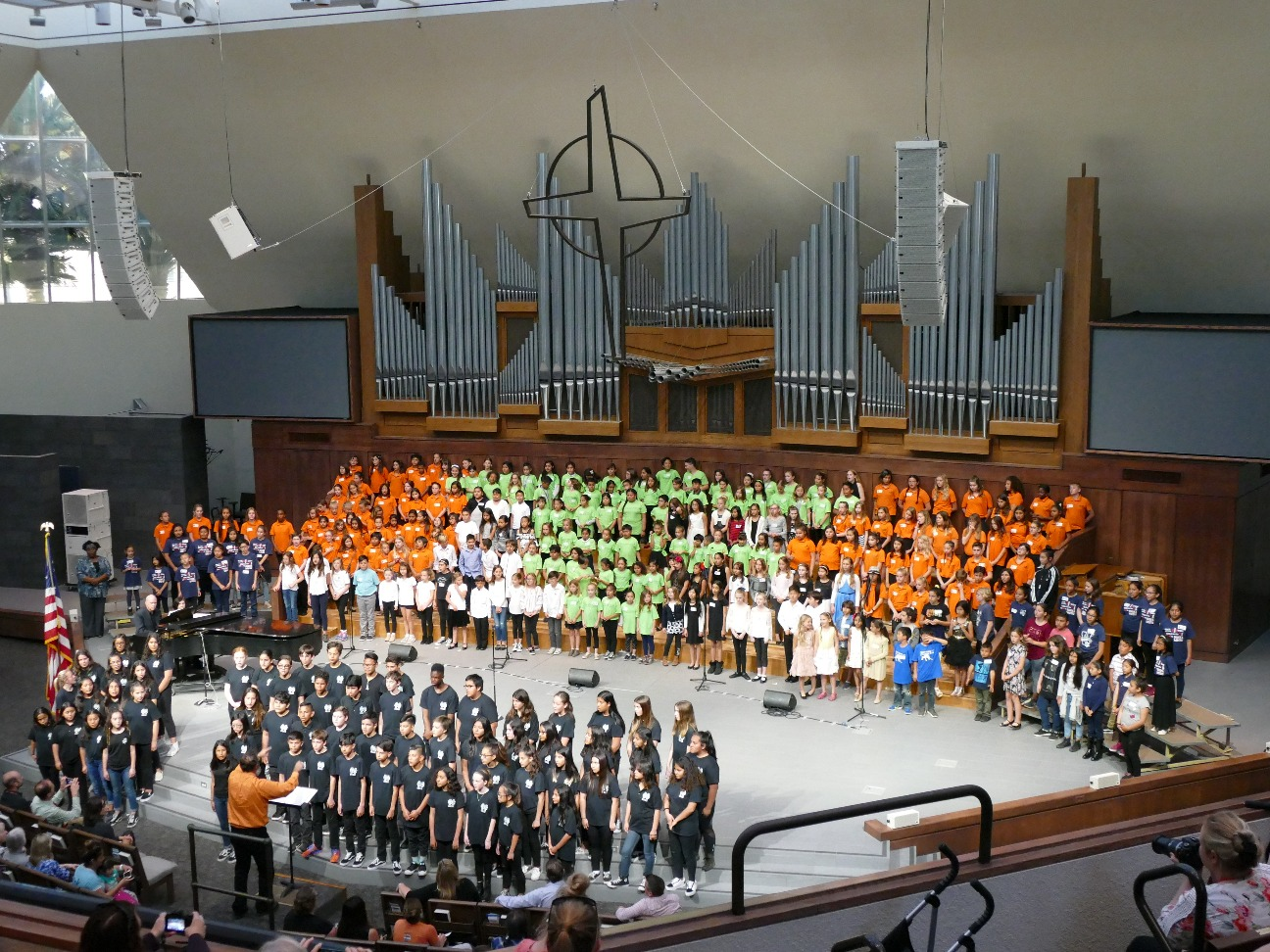 district elementary choir festival