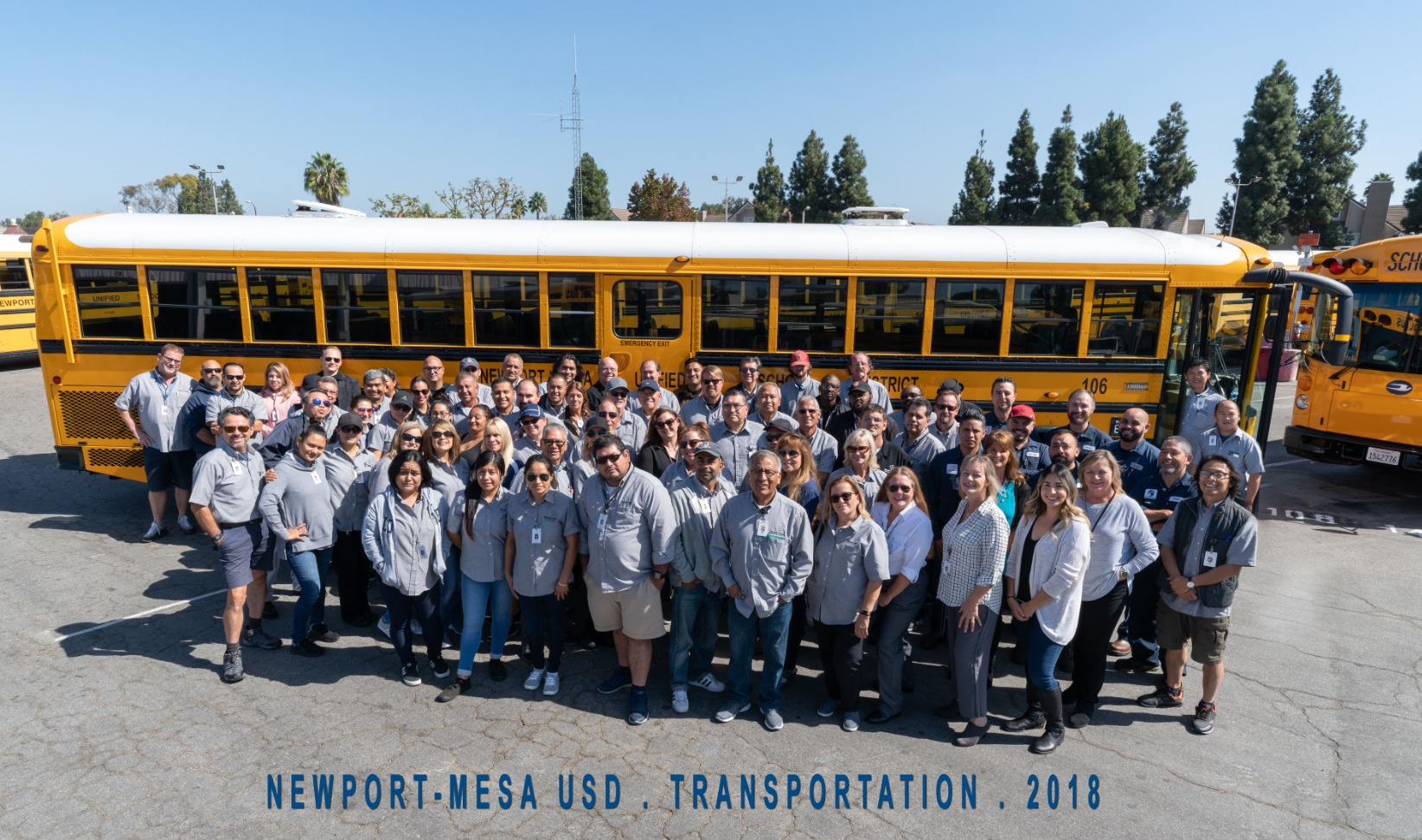 Transportation Department 2018-19