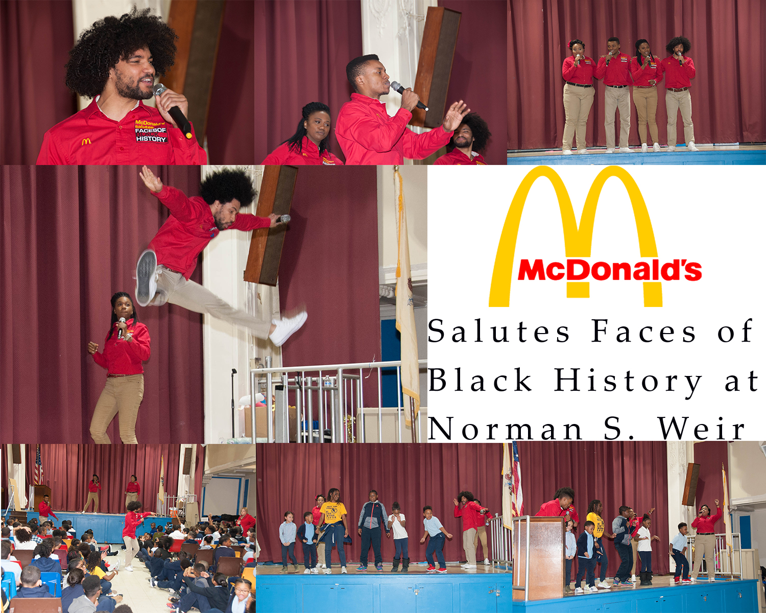 Celebrating African American History Month