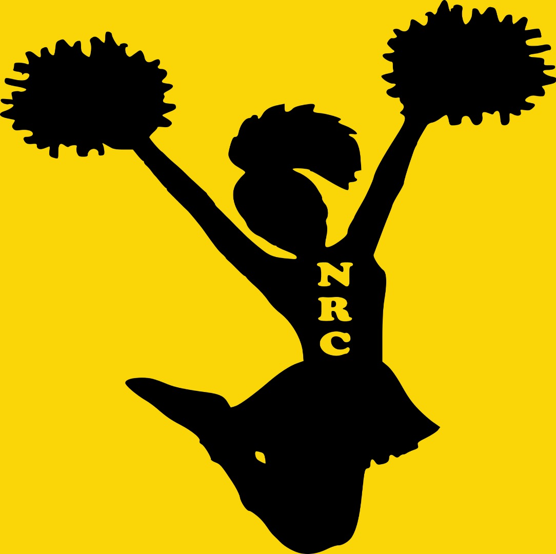 Cheerleader graphic