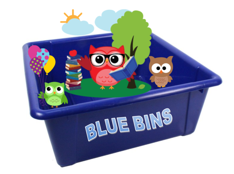 Blue Bins Project