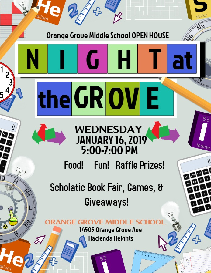 Night at the Grove