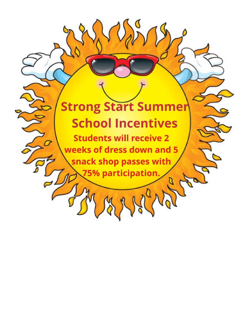 summer School Incentives