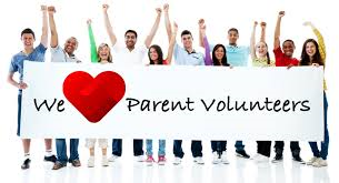 We Love Parent Volunteers