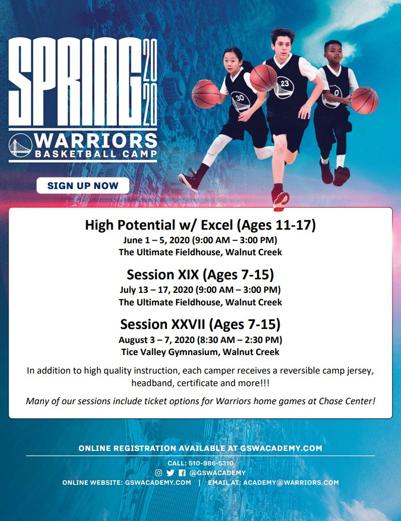 Warriors'Camp Information