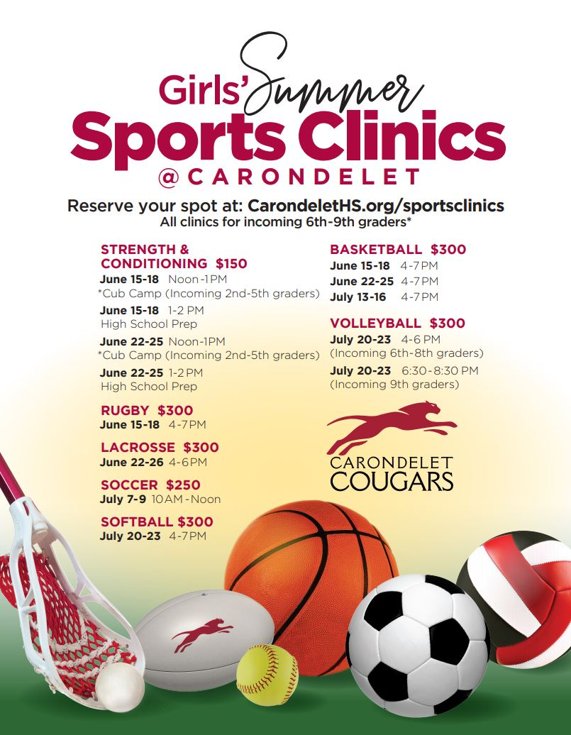 Sports Clinic Information