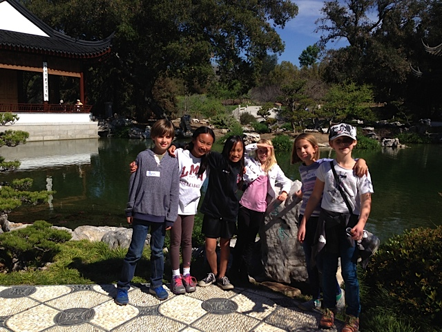 Field Trip to the Huntington Library! (4th grade)