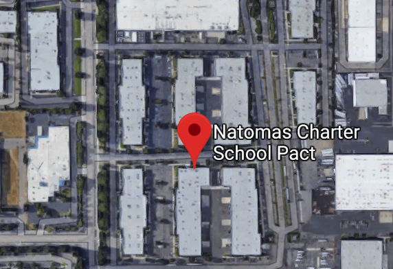 Aerial Map of Our School