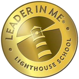 Leader In Me Badge