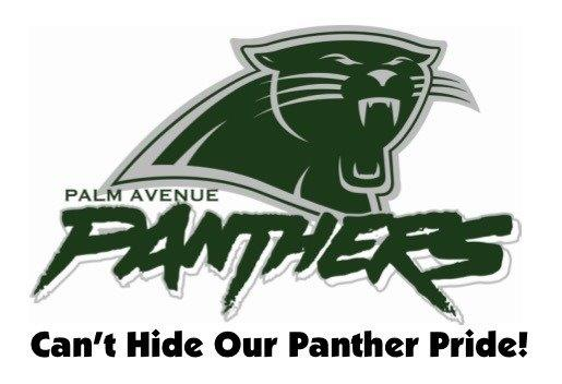 Palm Panthers Mascot