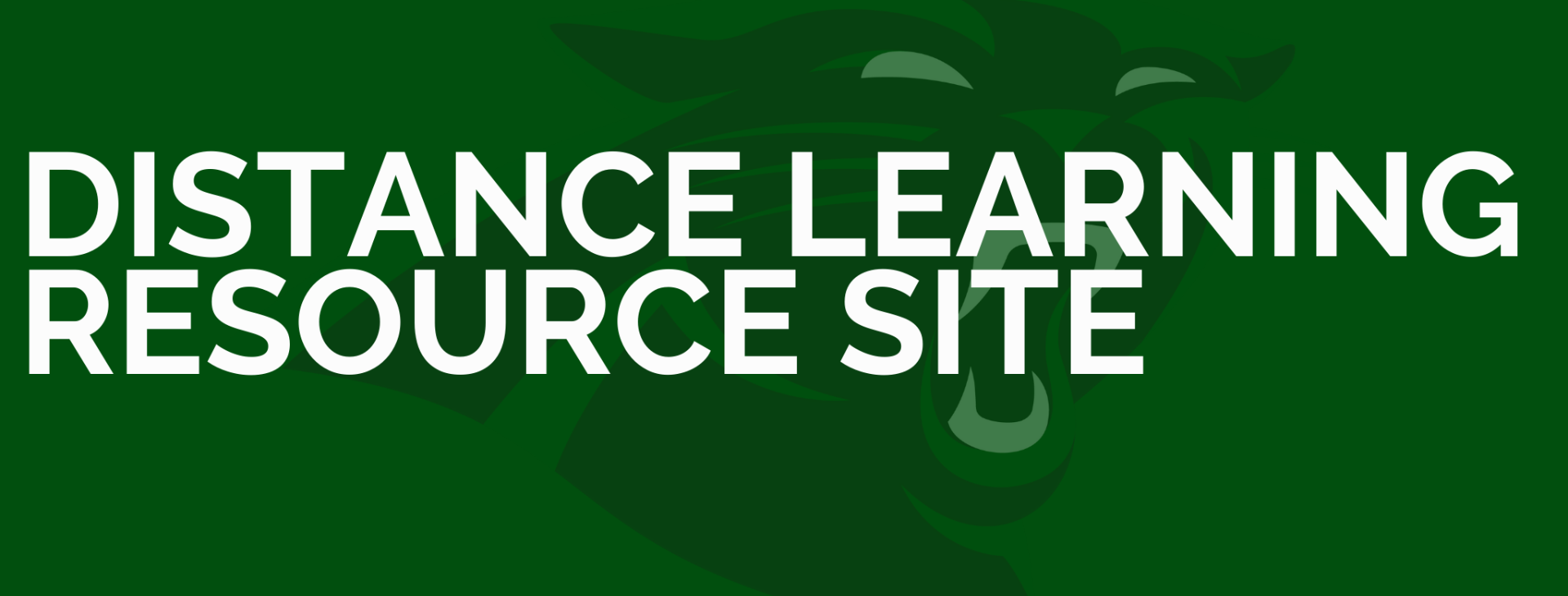 Distance Learning Site