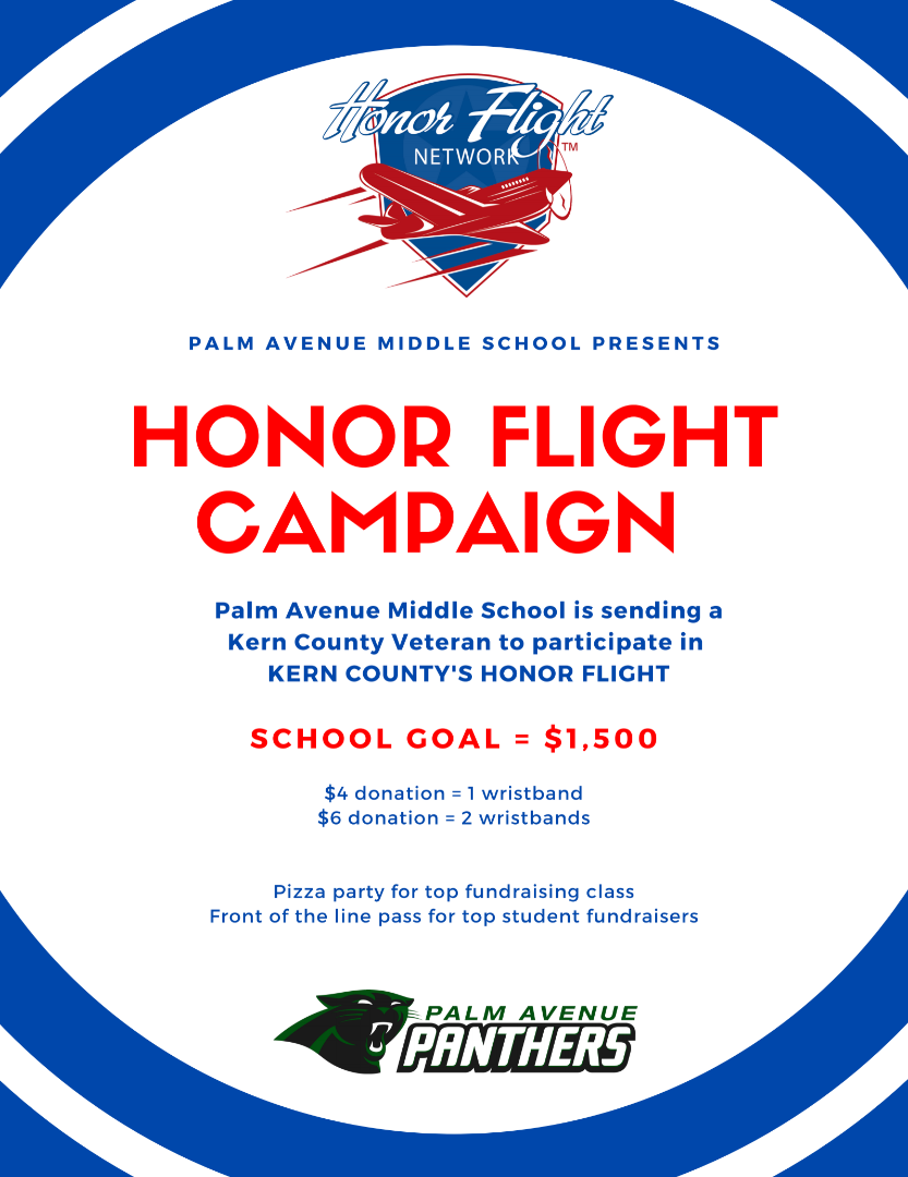 Honor Flight Campaign