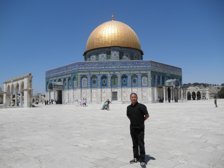 Israel-Dome of the Rock