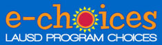e-choices magnet program banner