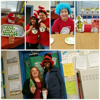 Dr. Seuss week photos