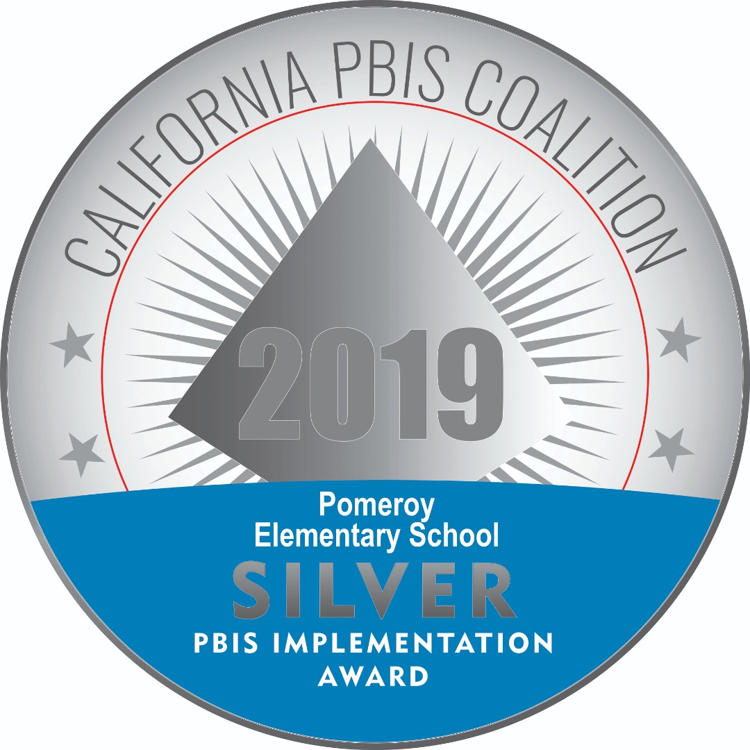 PBIS Award Button