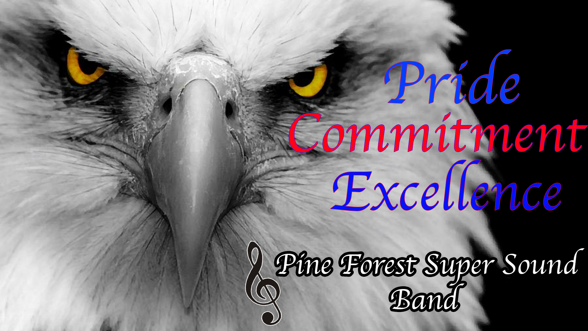 Pine Forest High School Super Sound Band