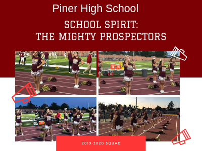 School Spirit: The Mighty Prospectors