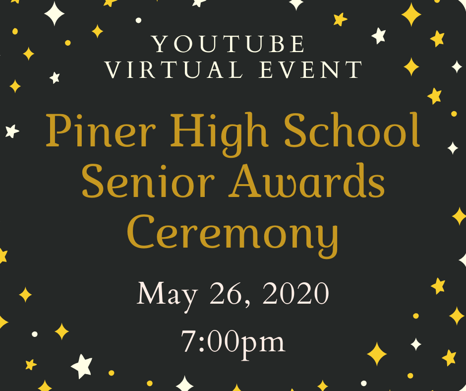 Virtual Senior Awards Ceremony