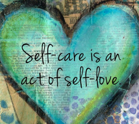Self-Care is an act of Self-Love
