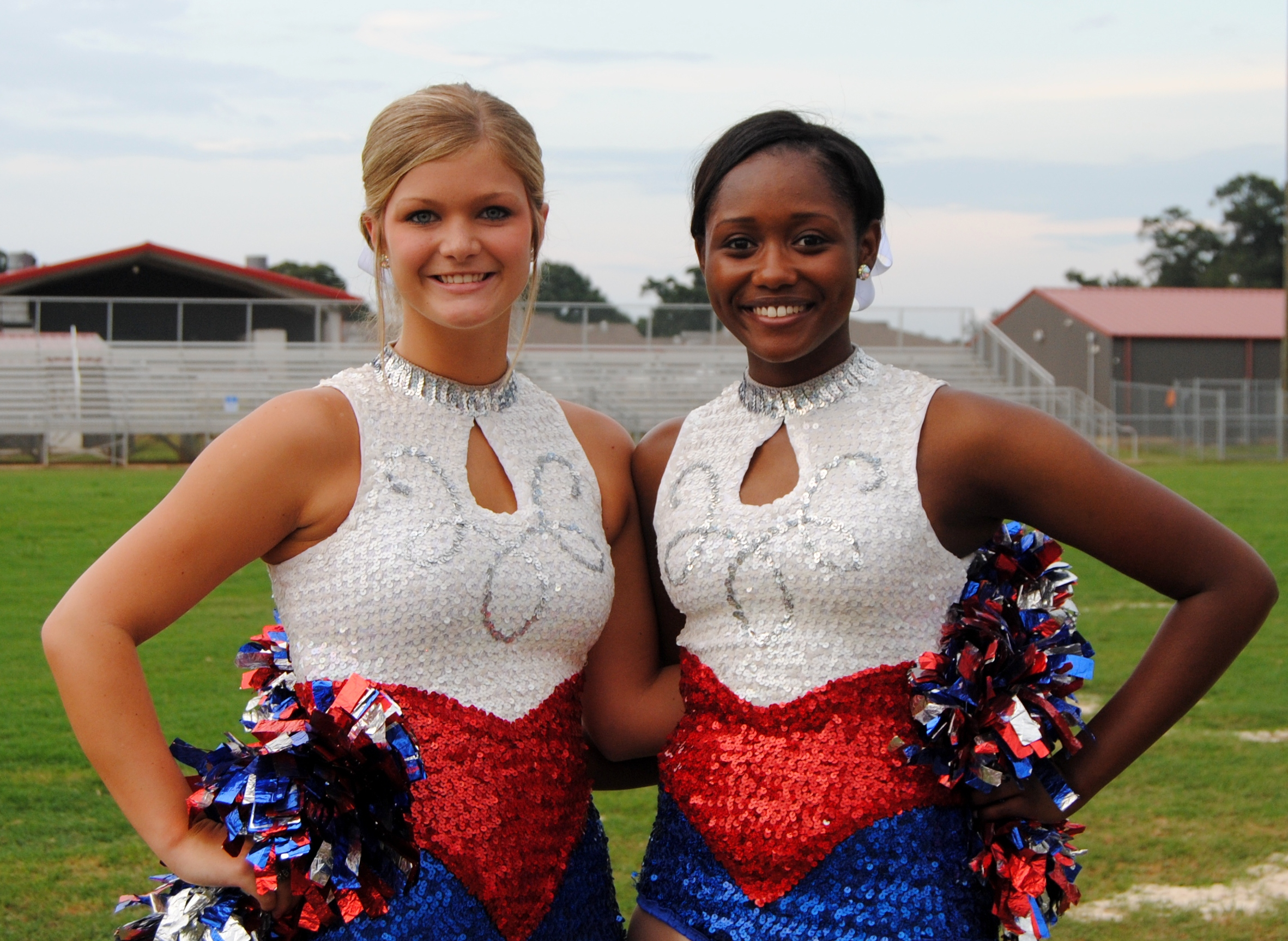 Co-Captains:  Mary Page Mulford & Megan Warren