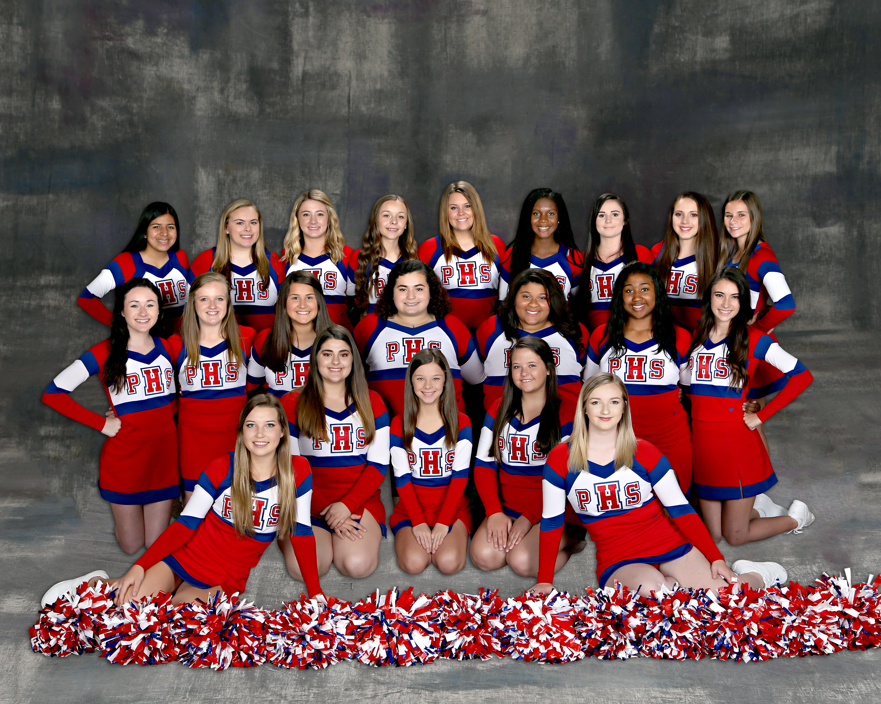 2018 High School Cheer