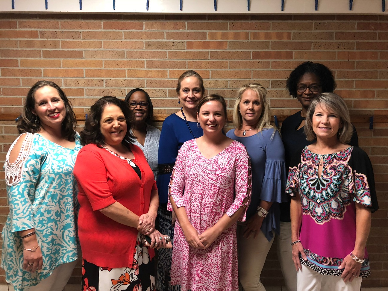 second grade staff
