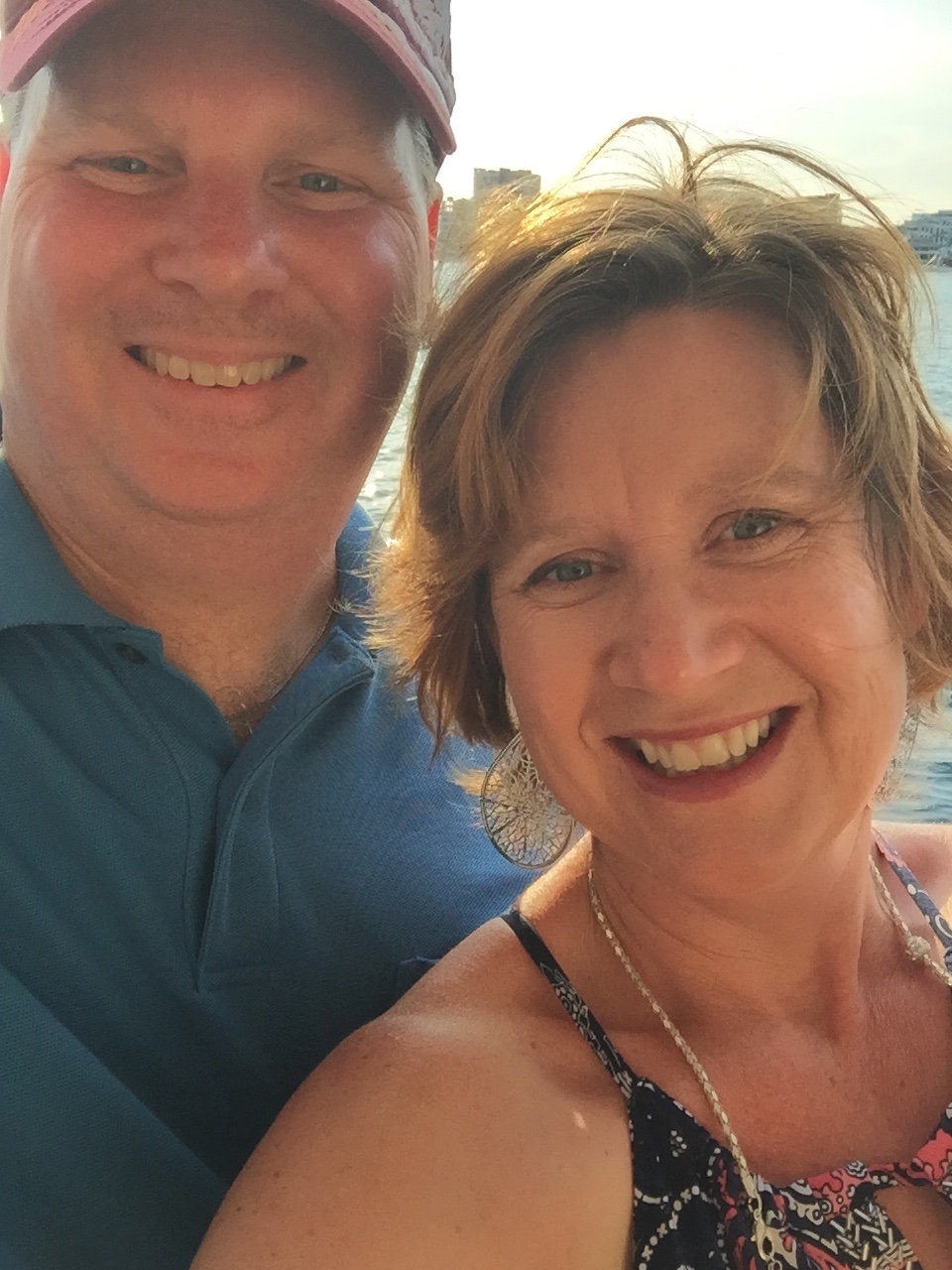 Husband and I celebrate year 20 in Cabo San  Lucas