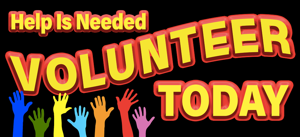Volunteering Logo