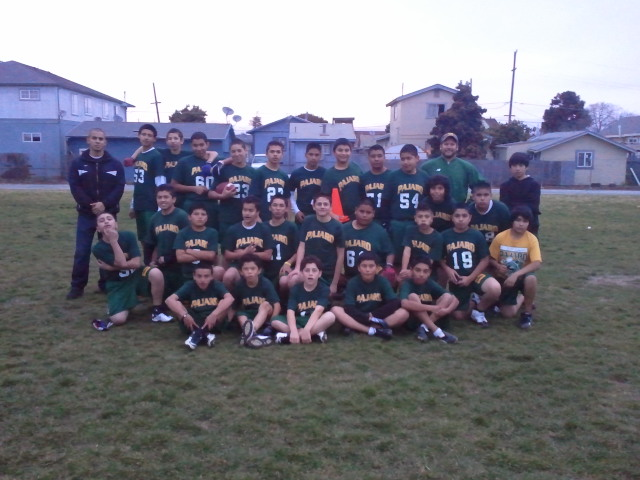 Pajaro Football 2012