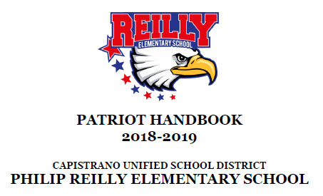 Reilly Parent Handbook