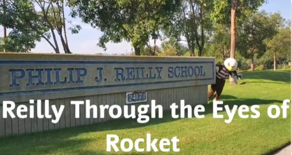 School Tour with Rocket