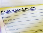 picture of purchase order