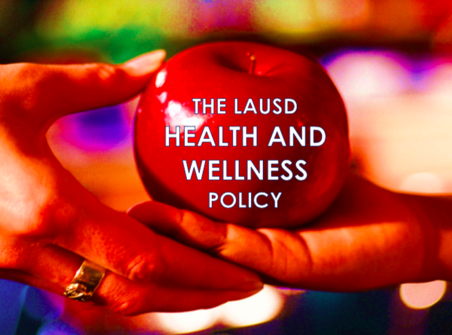 Health and Wellness Policy