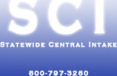 Statewide Central intake Logo