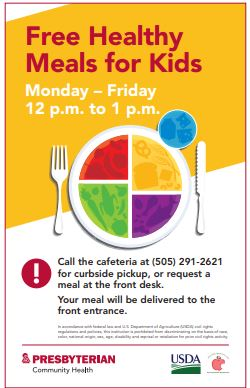 Free Healthy Meals for All Kids