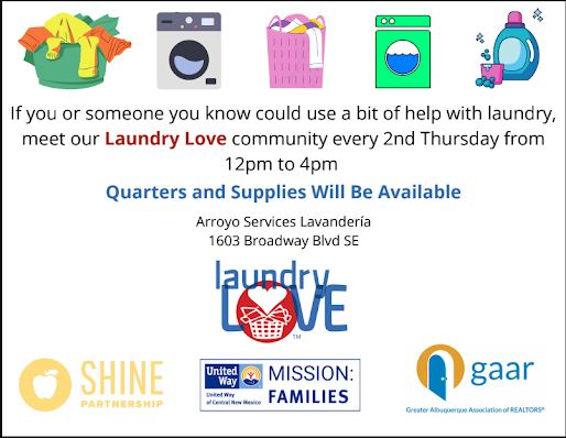Get help with your Laundry