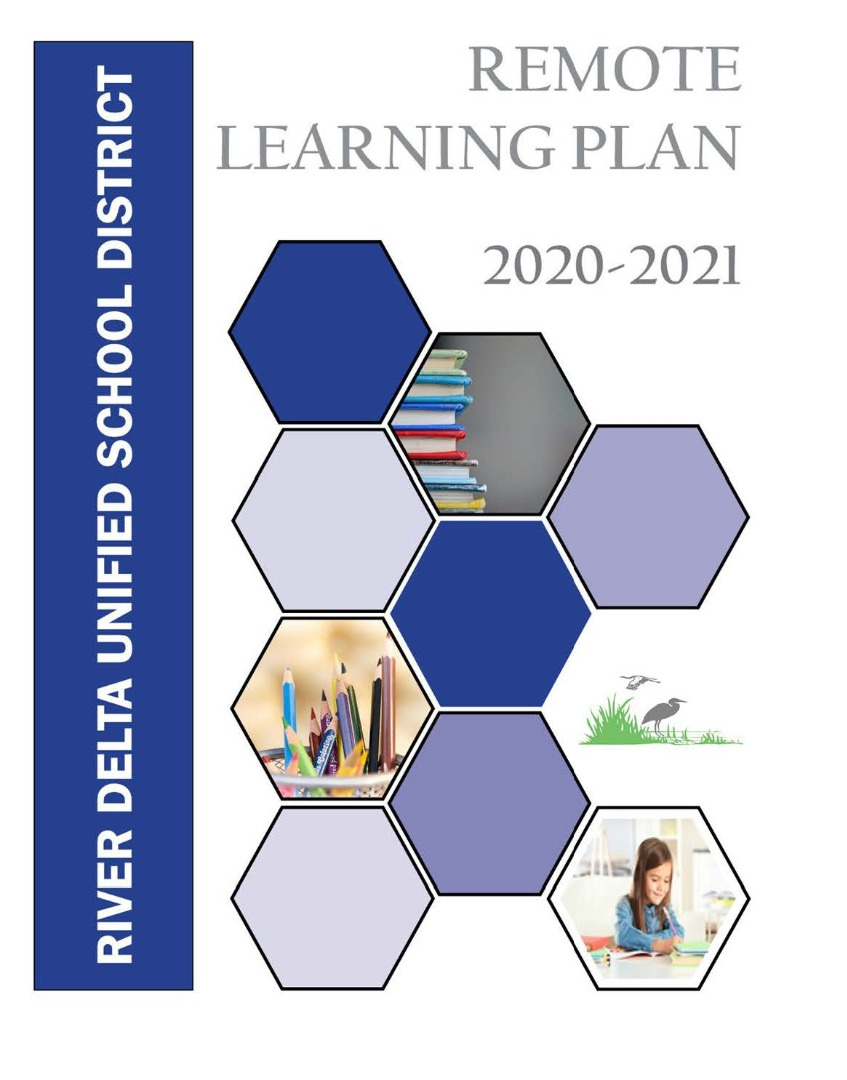 Remote Learning Plan image