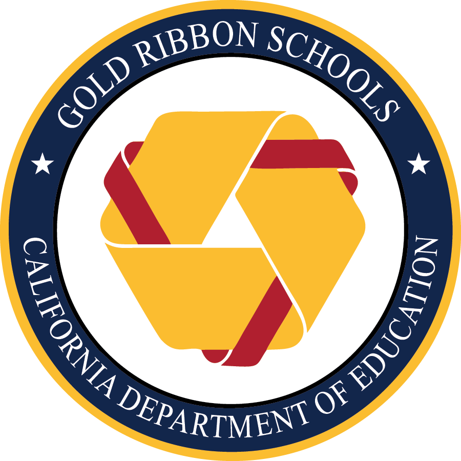 Gold Ribbon Schools Seal
