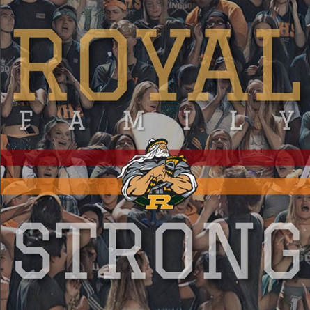 Royal Valley Strong