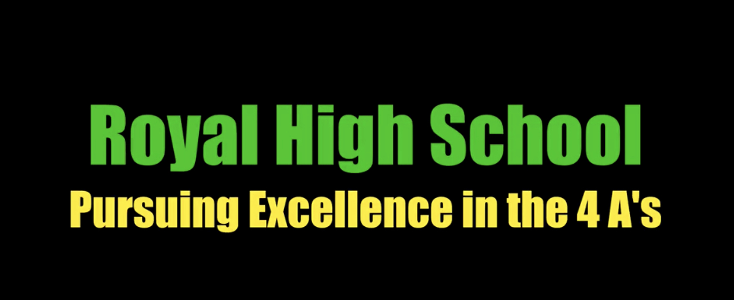 RHS Pursuing Excellence