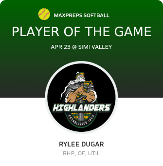 Player of Game